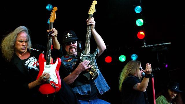 Band Lynyrd Skynyrd kondigt afscheidstournee aan