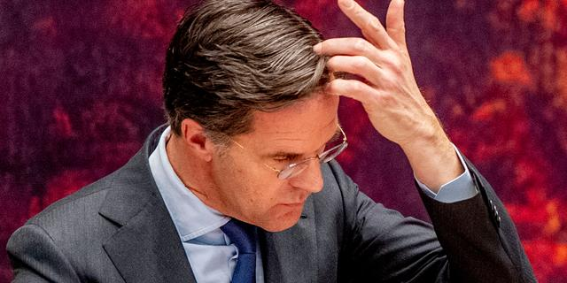 Weinig enthousiasme over samenwerken met Rutte: 'Premier in blessuretijd'
