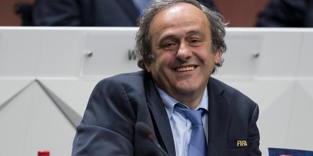 'Platini moet Europa verenigen voor boycot van WK 2018'