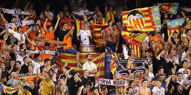 UEFA verwerpt protest Valencia in zaak 'gemiste strafschop'