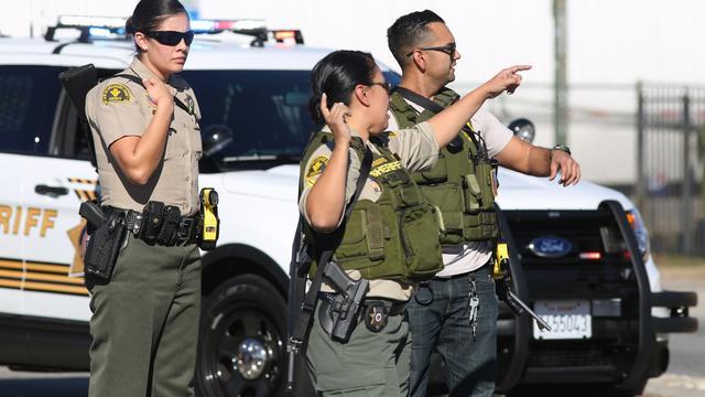 IS claimt betrokkenheid bij schietpartij Californië