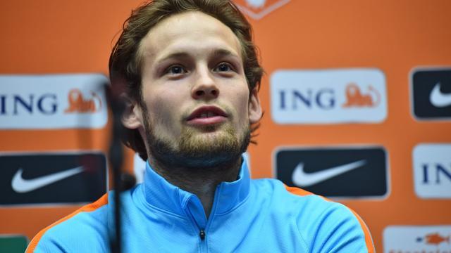 Oranje treedt met Daley Blind als captain aan tegen Engeland