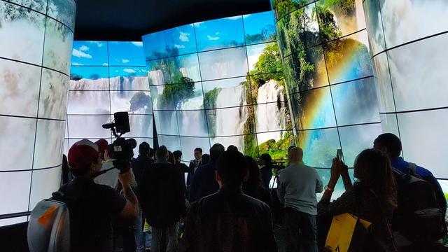 LG toont 'OLED-kloof' op CES