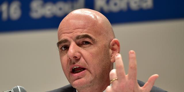 Oud-hervormer FIFA 'geshockeerd' door vrijspraak Infantino