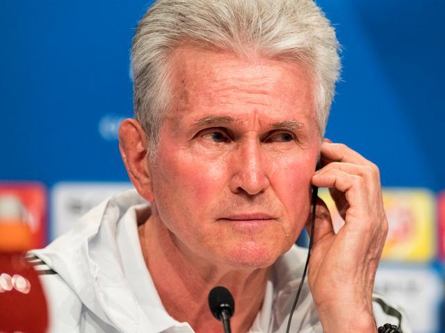 Heynckes: 'Bayern-Real wordt zonder twijfel genot voor voetbalfan'