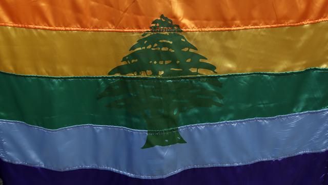 'Gay Pride Beiroet afgelast onder druk Libanese autoriteiten'