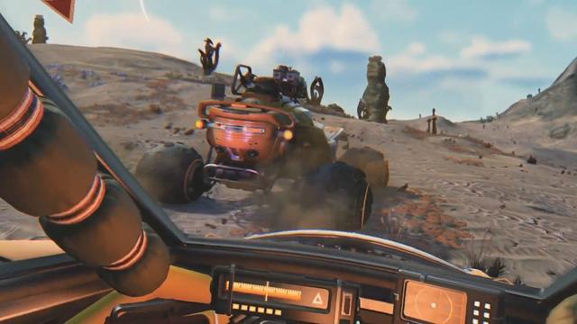 No Man's Sky krijgt variant voor PlayStation VR