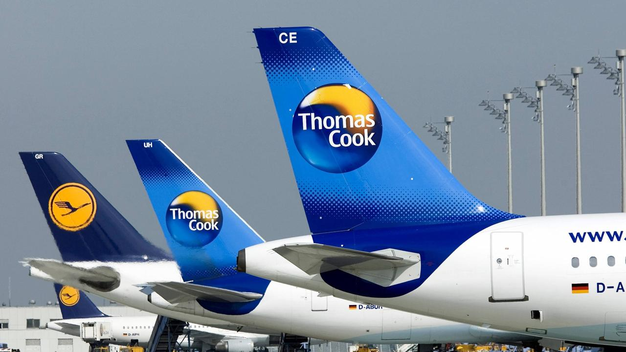 Now this is a shame…. British tour company Thomas Cook shuts down