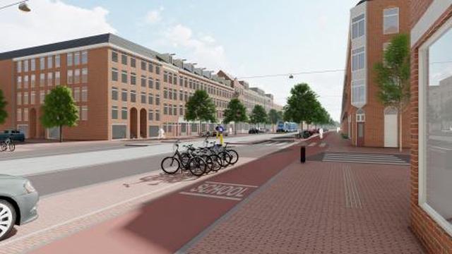 Werkzaamheden voor herinrichting Frederik Hendrikstraat begonnen