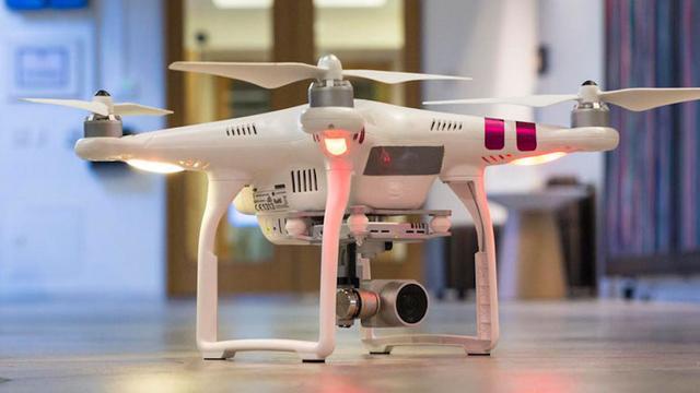 Intel onderzoekt speciale 4G-drones