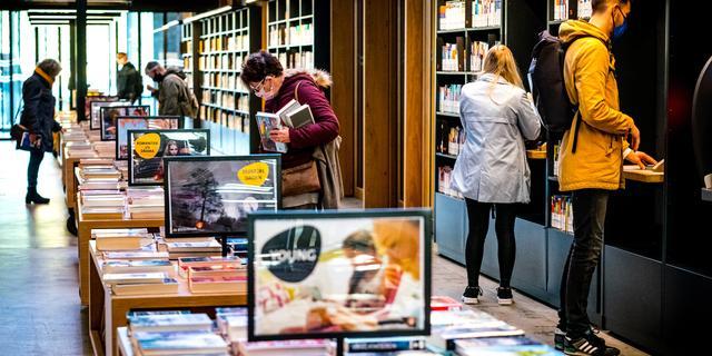Ook bibliotheken op 20 mei open, mits ziekenhuiscijfers voldoende dalen