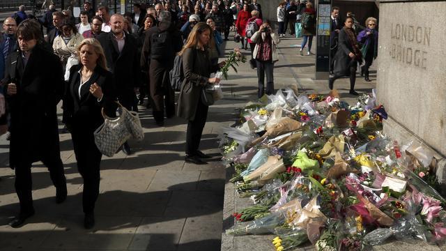 Dodental aanslagen Londen stijgt naar acht