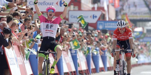 Reacties na tweede plek Mollema in bergrit Vuelta (gesloten)