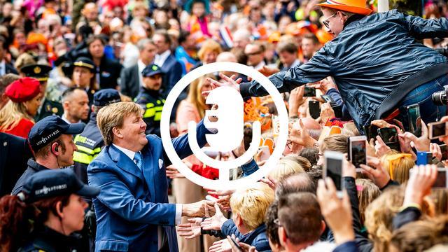 'Duidelijk een tijd vóór en na Koninginnedag in Apeldoorn'