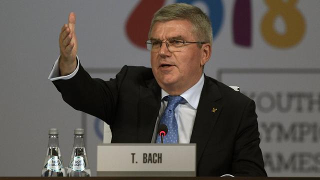 IOC stelt ook voor Spelen 2020 team van vluchtelingen samen