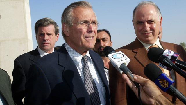 Iraaks politicus die VS overtuigde van belang Irak-invasie overleden
