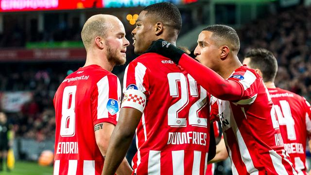 PSV in the final phase 2-0 lead against Willem II - Teller Report