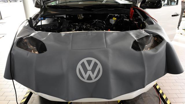 Belgische beleggers starten rechtszaak tegen Volkswagen