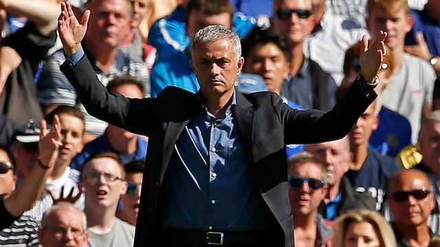 Mourinho lovend over provocerende Diego Costa