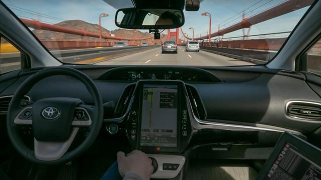 Ex-werknemer Uber claimt rit in zelfrijdende auto van west- naar oostkust VS