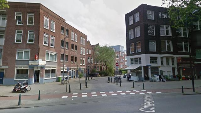 Verdachte aangehouden voor steekpartij Rauwenhoffstraat