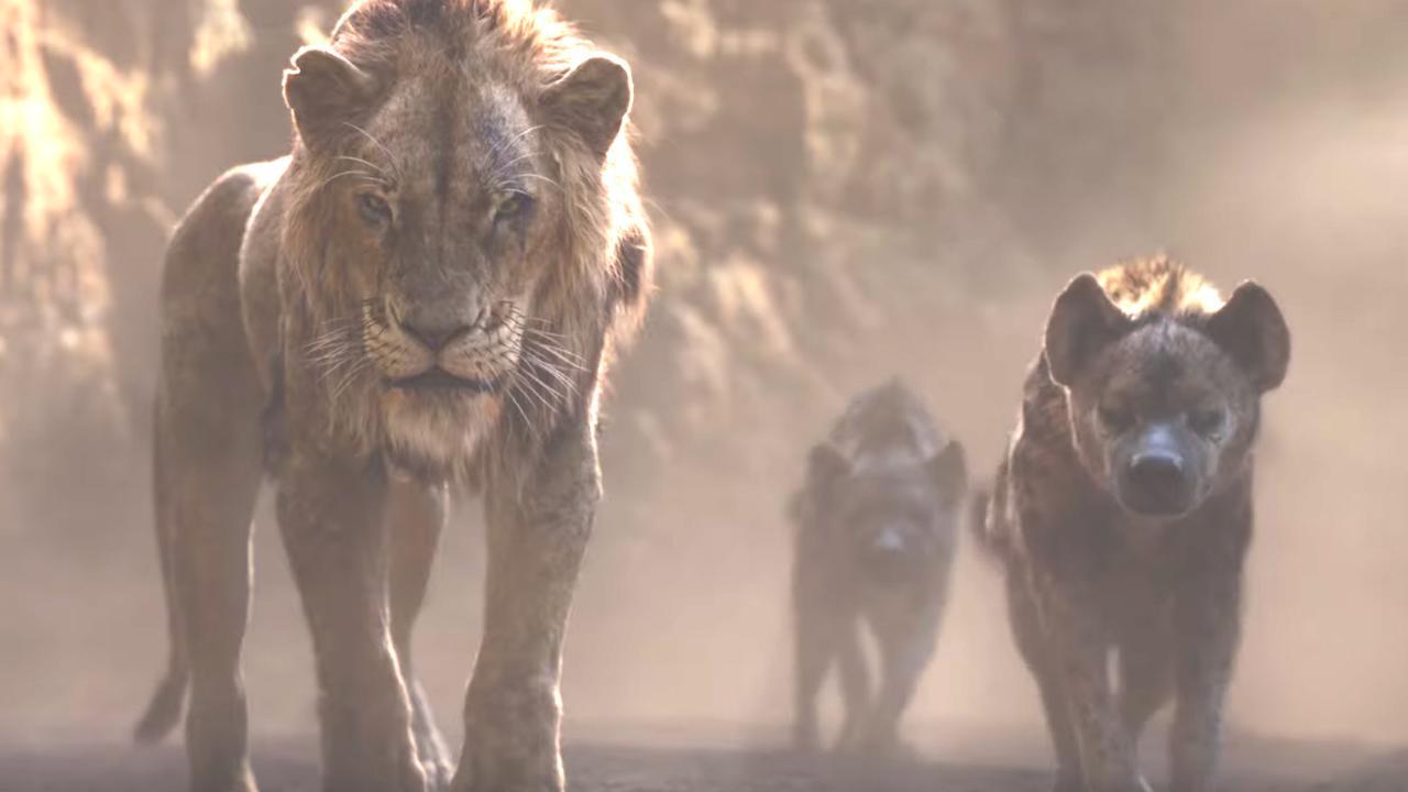 Simba maakt kennis met Scar in nieuwe trailer The Lion King