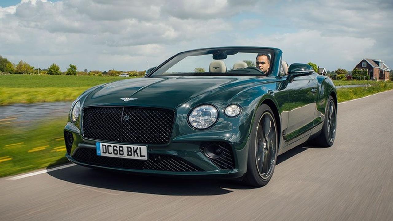 Eerste rijtest: Bentley Continental GT Convertible, flaneren op niveau
