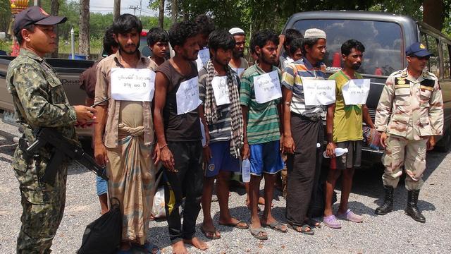 'Mensensmokkel in Zuidoost-Azië kostte dit jaar driehonderd levens'