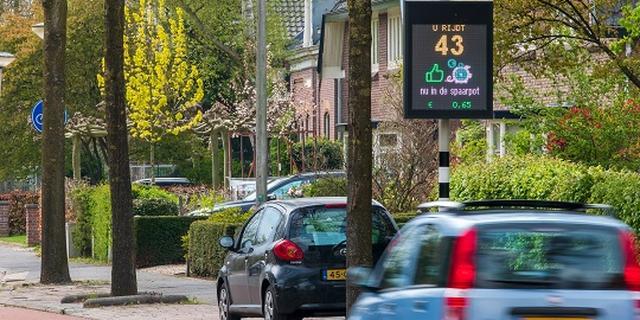 Spaarpaal komende vijf weken langs Leusderweg, bedrag naar de buurt