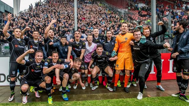 Heracles Almelo pakt voor eerste keer in clubhistorie Europees ticket