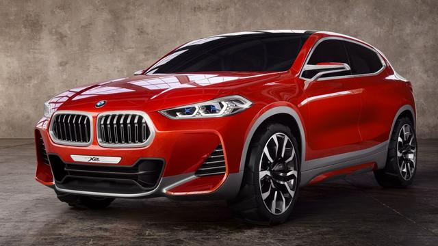 BMW onthult X2 Concept