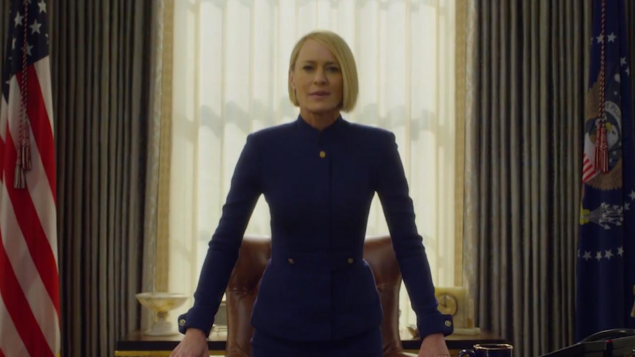 Teaser: Laatste seizoen House of Cards