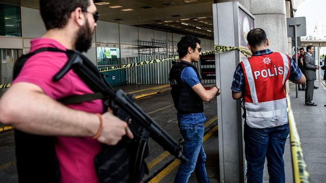 Zeven nieuwe verdachten vast voor aanslag Istanbul