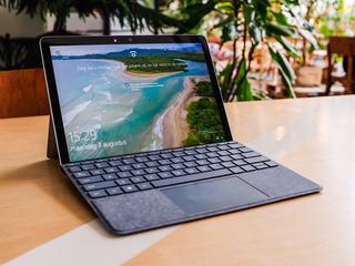 Review: Microsoft Surface Go 2 vooral geschikt voor licht werk onderweg