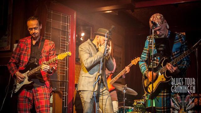 Recordaantal podia op tiende editie Blues Tour Groningen