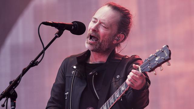 Radiohead brengt gestolen opnames uit en doneert opbrengsten