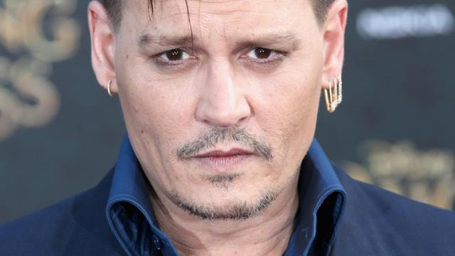 Johnny Depp is wederom meest overbetaalde acteur van het jaar