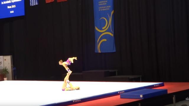 WK-brons in China voor Anna de Visser uit Prinsenbeek
