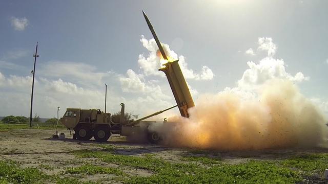 Zuid-Korea hoeft niet mee te betalen aan antiraketsysteem THAAD