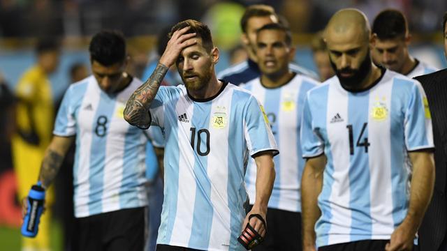 Argentinië dreigt WK voor het eerst sinds 1970 te missen na nieuwe averij