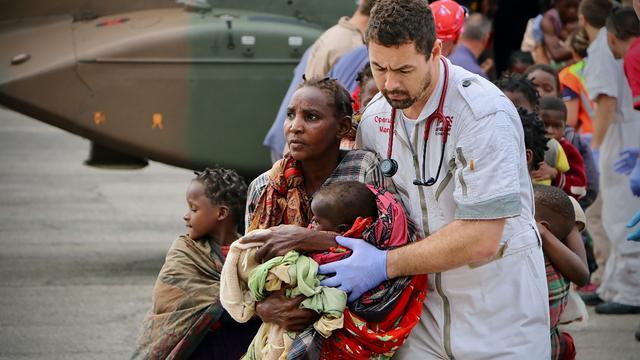 Nederlandse experts naar Mozambique voor hulp na vernietigende cycloon
