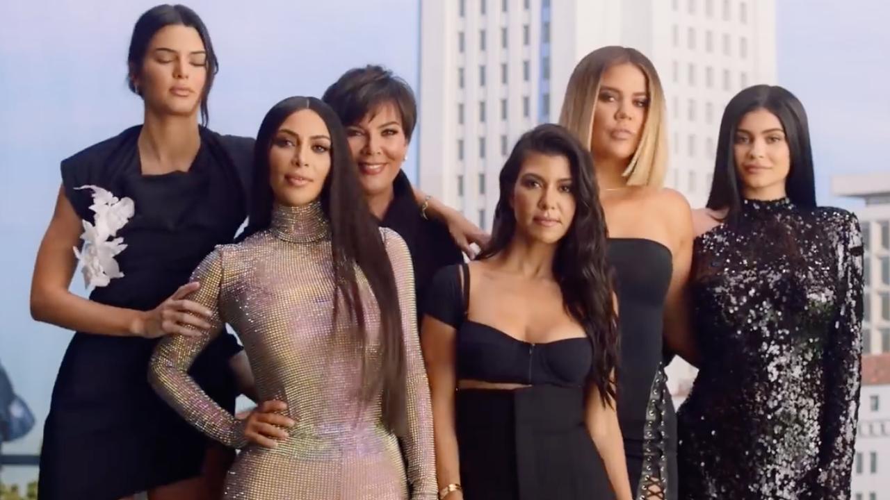 The Kardashians vieren tienjarig bestaan met remake intro
