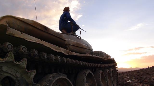 Strategische stad Jemen valt in handen van Houthi-rebellen