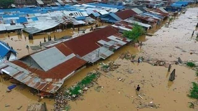 Zeker 73 doden bij plotselinge overstroming in Indonesië