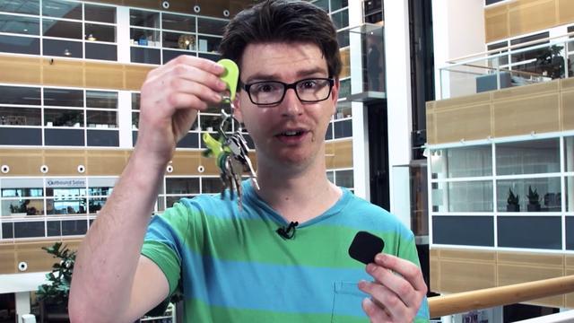 Prul of Praal? Bluetooth-tags om je spullen te vinden