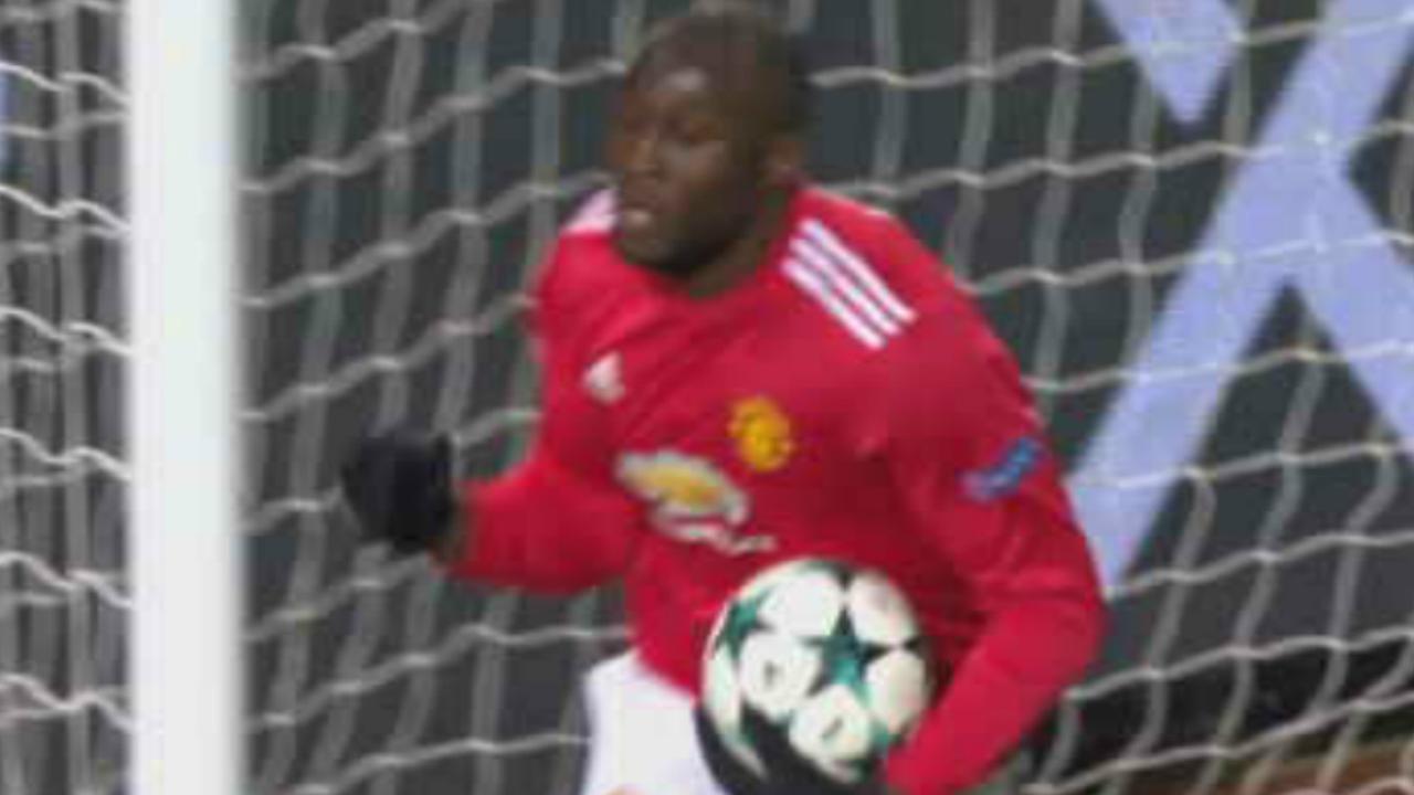 Samenvatting Manchester United-CSKA Moskou (2-1)