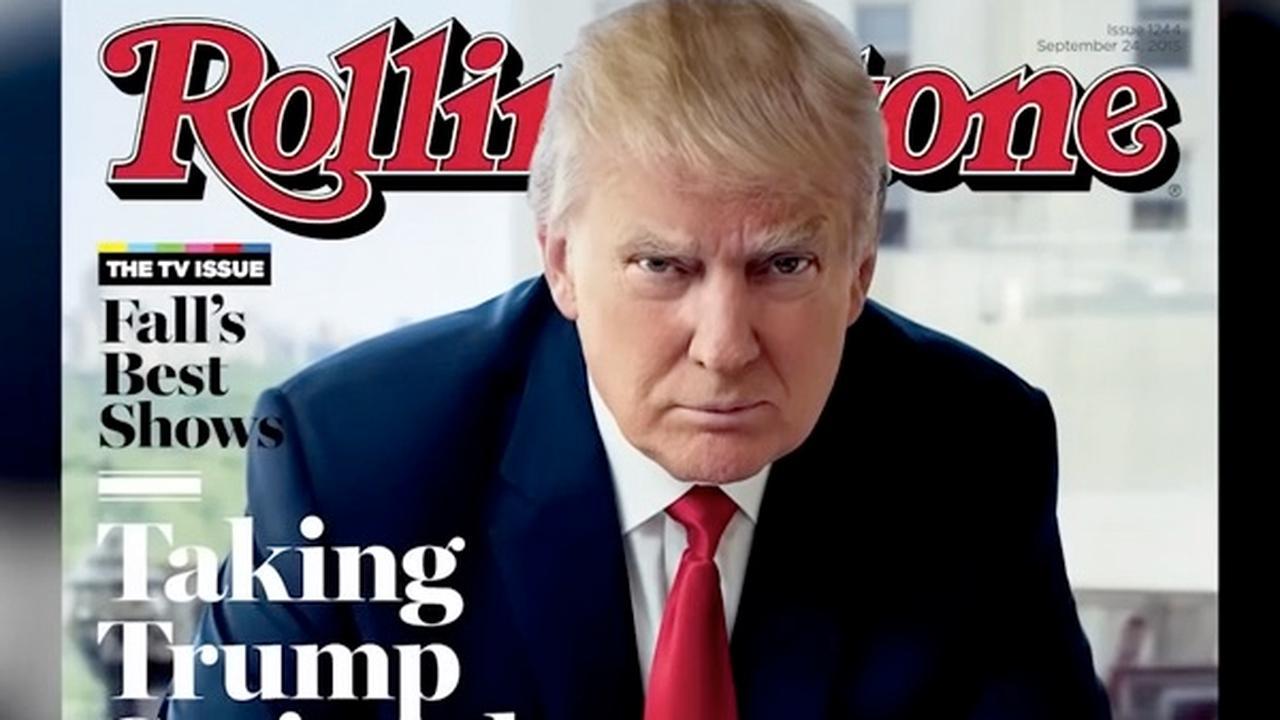 Van Aerosmith tot de Stones: de muzieksmaak van Donald Trump