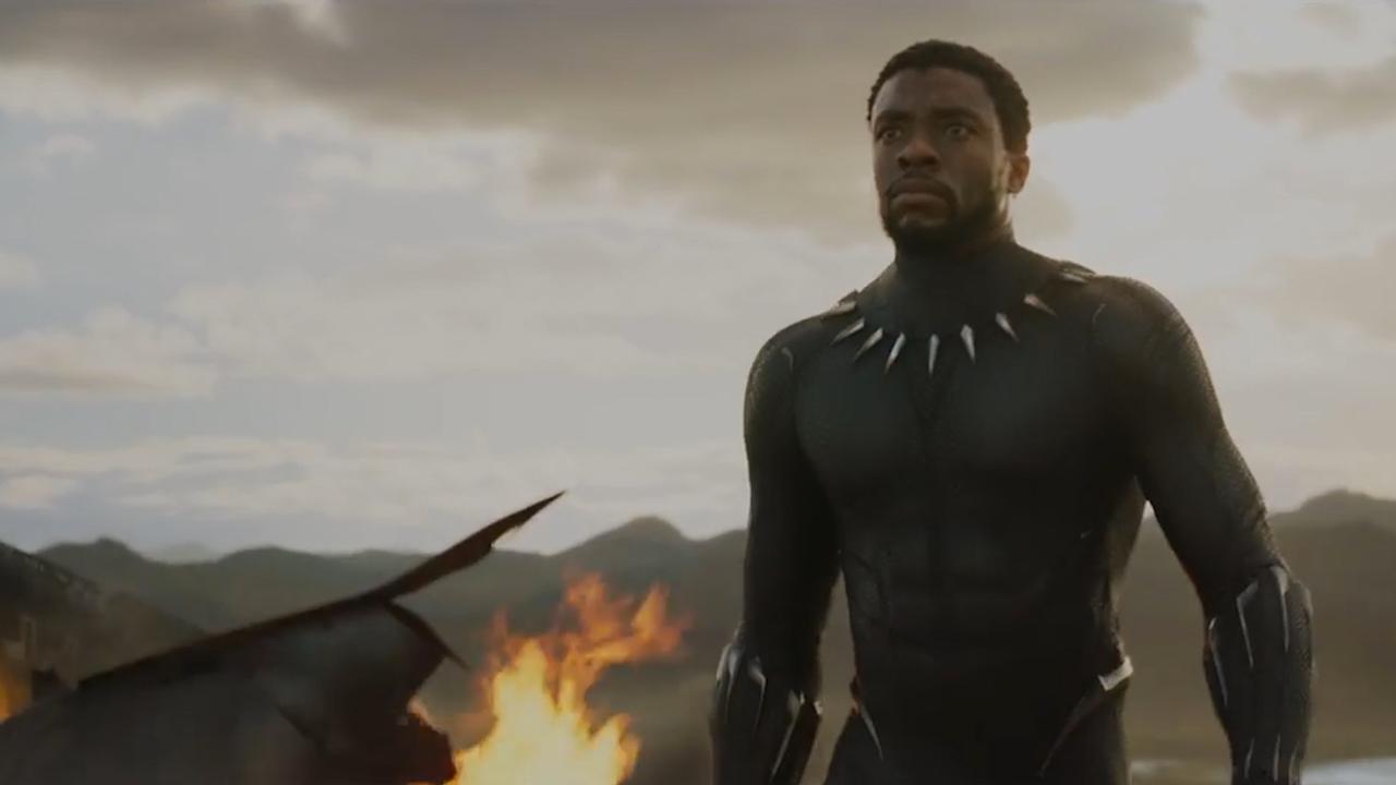 Black Panther T'Challa eist troon op in nieuwste Marvel-film