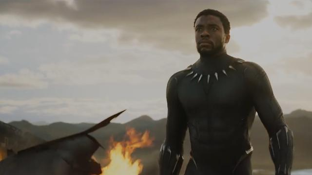 Black Panther T'Challa eist troon op in nieuwste Marvel-film