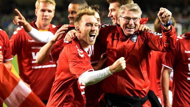'Geweldig presterende Eriksen hoort bij beste spelers ter wereld'